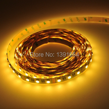 4IN1 SMD 5050 LED Strip Light RGBCW RGBNW RGBWW Color Chaning Flexible 60leds/M 12MM PCB DC12V/24V IP20 CE DHL Free Shipping(China)