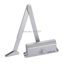 free shipping  Cast aluminum door closers House Ornamentation Door Hardware Locks Household hydraulic self-closing door spring