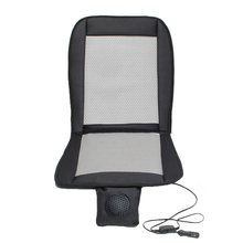 12V Summer electric Car seat cushion seat cover Cooling air conditioning Breathable Fan Cooler Cable