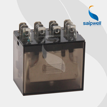 Saip Long life light MINI Electromagnetic Relay CE,CQC,UL Approved (SHC68A-4Z)(China)