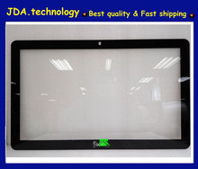 "Free EMS/DHL fast shipping Orig/New Glass For Dell Inspiron One 2330 23"" All-in-one LCD Front bezel outside screen Frame glass(China)"