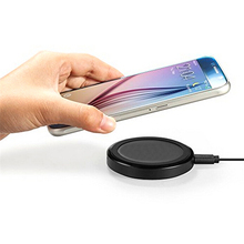 Original Charging Pad Wireless Qi Charger for SAMSUNG Galaxy S5 G9200  Edge G9250 Universal Charging Pad