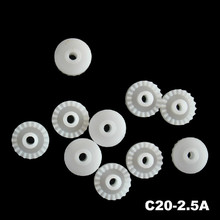 C20-2.5A  plastic gear for toys small plastic gears toy plastic gears set plastic gears for hobby