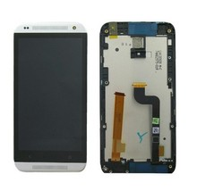 For HTC Desire 601 Full LCD Display Touch Screen Digitizer Glass Lens Assembly With Frame Replacement Parts Free Shipping