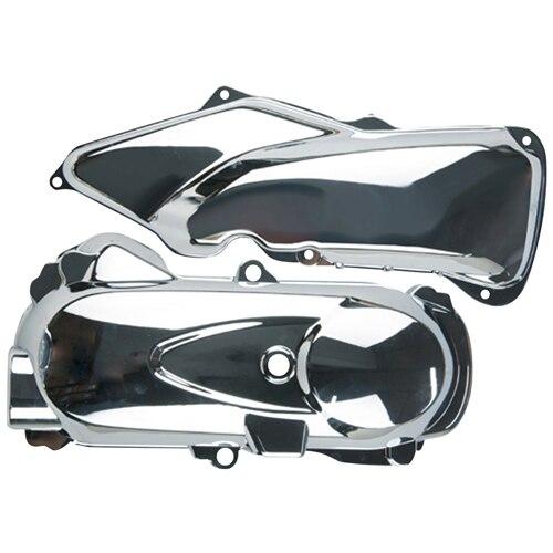 honglue For Honda TODAY AF61/AF62/AF67/AF68motorcycle scooter modified parts plating Engine cover air filter cover<br>