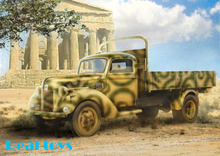 New Arrivial! ICM model 35411 1/35 V3000S (1941production), German Army Truck  plastic model kit