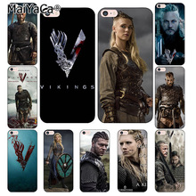 Buy MaiYaCa vikings serie 4 phone Cases iphone 7 7Plus Soft silicone Case iphone X 6 6s 6Plus 6splus 8 8plus back cover for $0.96 in AliExpress store