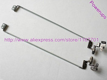"Laptop LCD/LED L&R hinges for HP Pavilion G6 G6-1000 G6-1100 G6-1200 G6-1300 15.6"" LCD Monitor Axis R15 FBR15007010 FBR15008010(China)"