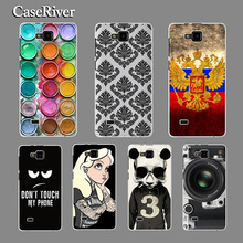 CaseRiver Soft Silicone Case Cover For ZTE Blade A5 / A5 Pro / C341 / T221 / AF3 4.0inch Case For ZTE A 5 / AF 3 Phone Back Case