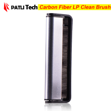 LP Vinyl Record Clean Brush Cleaner, Anti Static Carbon Fiber, vinil Player Cartridge platine vinyle DJ Equipment Accessories
