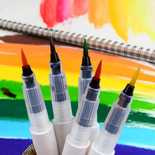 14/24pcs Superior Wink Marker Writing Drawing Brush Pen Material Escolar Markers Touch Art Pen Micron