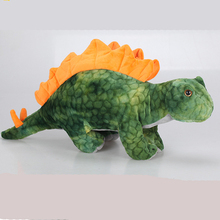 simulation cartoon Triceratops 60cm plush toy dinosaur doll soft throw pillow, birthday gift x017