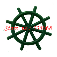HENGLONG 3810 RC Work boat spare parts No.3810-030 Steering wheel(China)