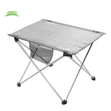 BRS-Z33 aluminium alloy lightweight folding outdoor camping table Urltra Light Super Portable Stable Folding Table