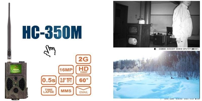 Hunting camera HC350M