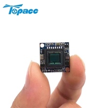 Hot Sale Mini 600TVL 1/3'' Super HAD II CCD FPV PCB Chip PAL / NTSC For FPV System DIY Transmitter TX for RC Racing Racer Drone