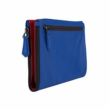 TERSE_Handmade Genuine Leather Clutch Bag High Quality Luxury Brand Factory to Customer Service ipad bag OEM\ODM service
