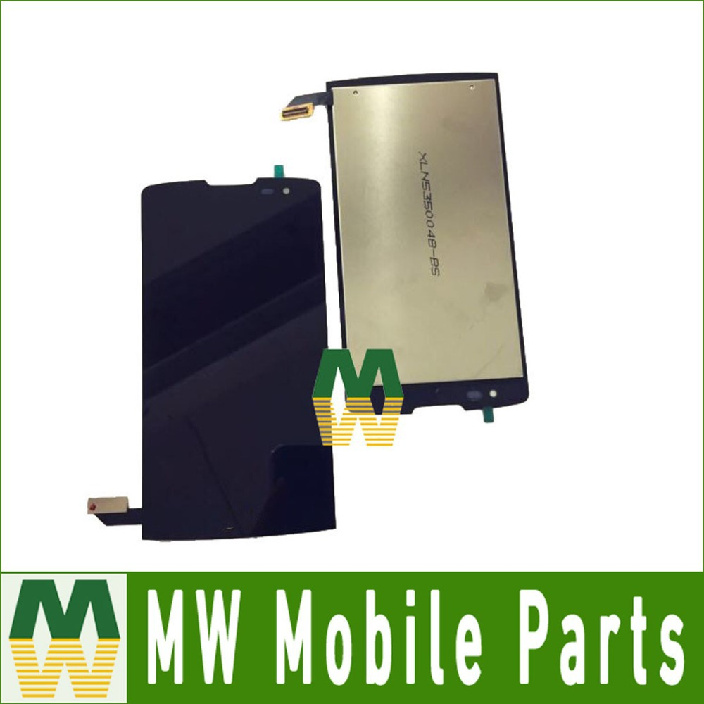 1PC/Lot High Quality LCD Display + Touch Screen  Full Assembly Digitizer No Sensor Problem Black Color For LG L22 H340<br>