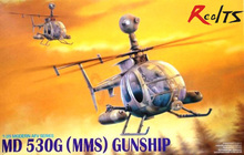 RealTS Dragon model 3526 1/35 MD530 helicopter plastic model kit