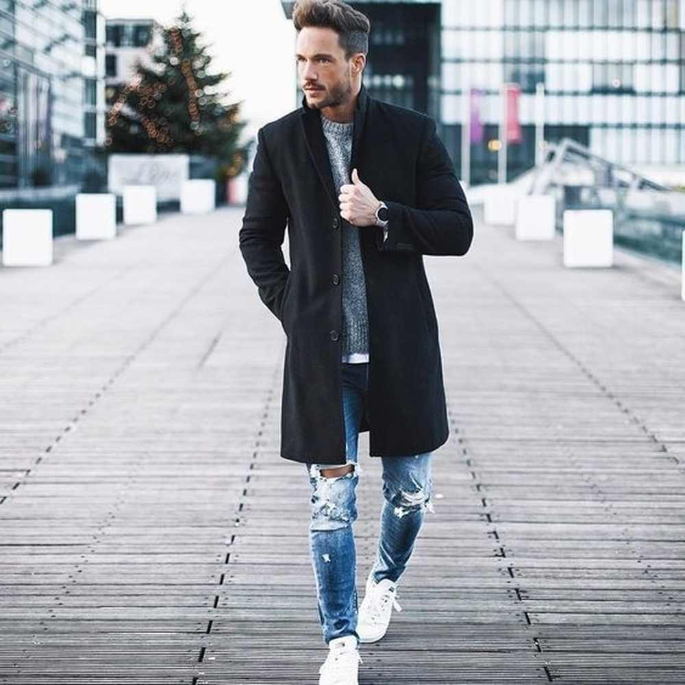 Stylish mens trench coats recommend dress in on every day in 2019