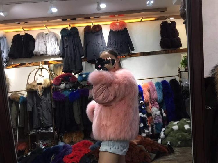 new styles fox fur jacket for women (39)