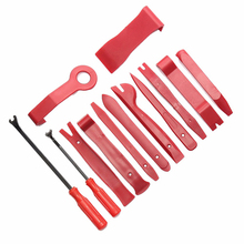 Youwinme 13pcs Pro Car DVD Stereo Refit Repair Disassembly Kit Tools Car Interior Trim Panel Dashboard Installation Removal Tool(China)