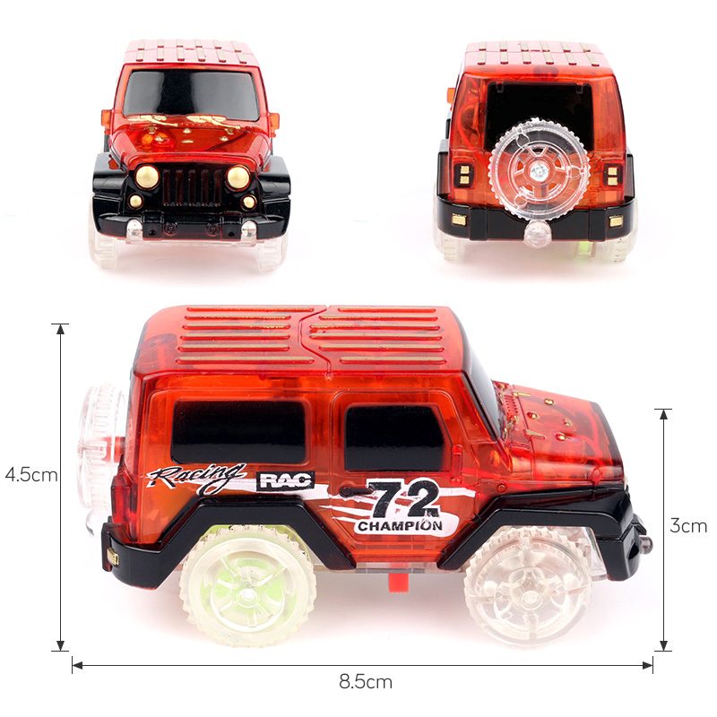 Flashing LED Light KIts For Model//Diecast Digger RAC AA Rescue Car