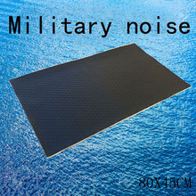 Noico  Black  Military industry  Car Sound Deadening, butyl automotive deadener restoration mat and Noise dampening insulation