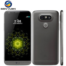 "Original LG G5 Quad-core Mobile Phone 4GB RAM 32GB ROM 5.3""Toush screen 16MP Camera 4G WIFI GPS Cell Phone(China)"