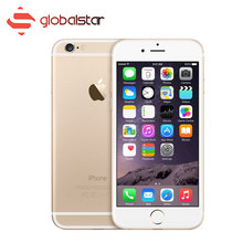 No Fingerprint Apple iphone 6 Plus Dual Core IOS Smartphone 5.5 inch 16GB / 64GB Mobile Phone 8.0MP WIFI GPS 4G LTE Cell Phone