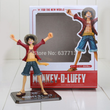 16cm Anime One Piece Luffy 2 years later PVC Action Figures Toys