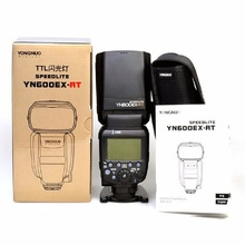 YONGNUO YN600EX-RT Wireless HSS Flash Speedlite Unit Master TTL for Canon Camera(China)