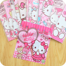 Cartoon Kitty Portable Glasses Cleaner Cloth.Fabric Mobile Phone Camera Wipes Computer Lcd Monitor Ipad Cleaning Cloth Laptop(China)
