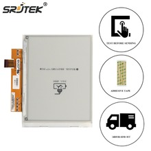 Srjtek 5 inch For ED050SC3(LF) Eink LCD Display Screen For Pocketbook 360 Sony PRS-300 Ebook reader Module Panel