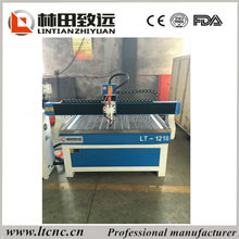 LT1218 sale china price wood stair cnc router high efficiency 1200*1800mm dust collector for engraving machine