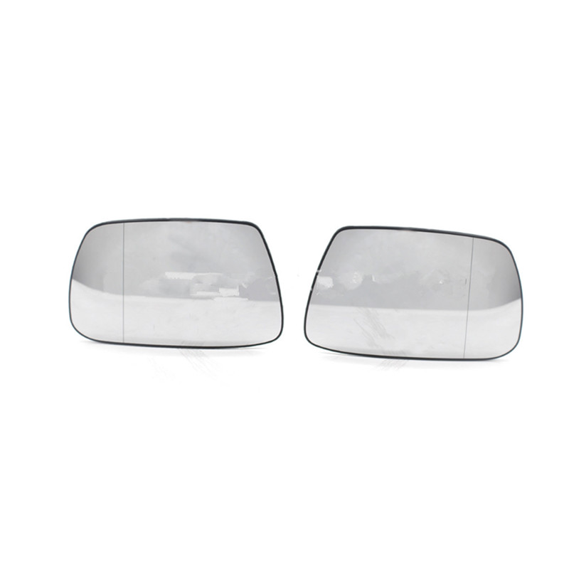 Left side Clip Heated Wide Angle wing mirror glass for Jeep Grand Cherokee 05-10