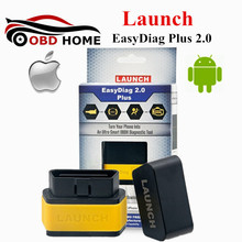 Original Launch X431 EasyDiag 2.0 Plus With 2 Free Car Software Diagnostic Tool For Android & IOS Phone Launch X431 Easy Diag(China)
