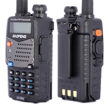 BaoFeng UV-5RA 136-174Mhz/400-520Mhz Dual Band Transceiver Two Way Radio Walkie Talkie Interphone with 1800mAH Battery EU Plug