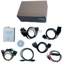 KWP2000+ ECU Flash Remap OBDII KWP 2000 KWP2000 Plus ECU Flasher Tuning Tool(China)