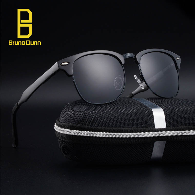 Aluminum Magnesium Fashion ladies womens Mirror Titanium Sun Glasses Goggle Eyewear Female Male Polarized Sunglases For men<br><br>Aliexpress