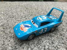 TT03-- Pixar Car Movie 1:55 Metal Diecast NO.43 Racer King Toy Cars New Loose