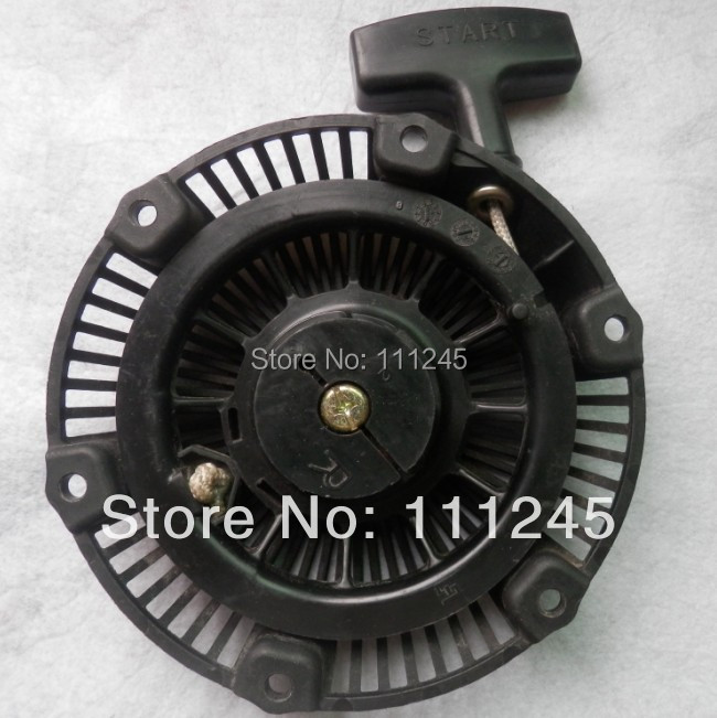 RECOIL STARTER ASSEMBLY FOR MITSUBISHI GT240 GT400 GM132 MBP20 FREE POSTAGE  PULL START  PULLY REWIND WATER PUMP GENERATOR  PART<br>