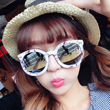 8 Colors Brand Classic Luxury  Sunglasses Women Flower Vintage Girls Oculos De Sol Brand Designer Women Sun Glasses UV400
