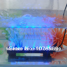 Fish Fish Tank Underwater fancy Air Bubble LED Lights for fish tank decoration 16CM with DIP led 2W 85-265V
