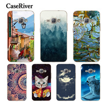 Buy CaseRiver Samsung Galaxy J1 2016 Case Soft Silicone TPU Phone Cases Cover Samsung J1 6 2016 J120 J120f SM-J120F J120H for $1.12 in AliExpress store