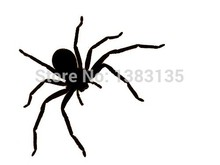 Hot Sale Spider Pet Classic Car Sticker For Truck Window Bumper Auto SUV Door Laptop Kayak Vinyl Decal 9 Colors(China)