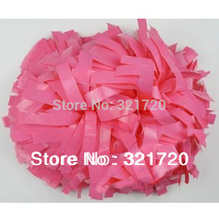 "6"" PP Cheerleader pompoms ( 10 pieces/lot) Cheerleading pompons Sports pompoms supplies Color can free combination Free shipping"