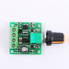 New 1pcs DC New 1.8V 3V 5V 6V 12V 2A Low Voltage Motor Speed Controller PWM 1803B Well Working