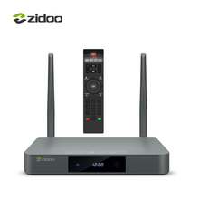 Buy ZIDOO X9S HDR 10 Bit 4k Android Set top box Dual Band WIFI HDMI Media player 2G DDR3 1000M 16GB eMMC ARM T820 MP3 (3-core) TV Box for $146.55 in AliExpress store