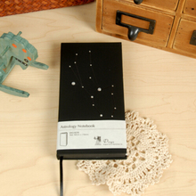 Creative Starry Sky Design Notebook For Writing Fashion Diary Book Stationery Supplies(tt-4085)(China)